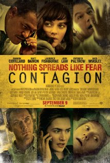 Contagion playbill